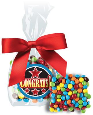 Congratulations Mini M&M Chocolate Graham