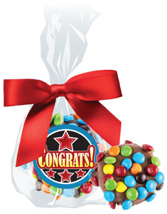 Congratulations Mini M&M Chocolate Oreo