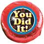 You Did It Chocolate Oreo