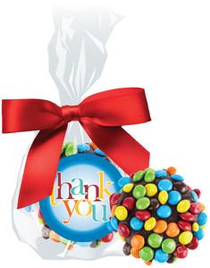 Thank You Mini M&M Chocolate Oreo