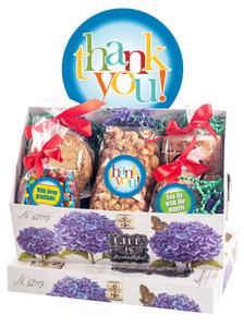 Thank You Keepsake Box of Gourmet Treats