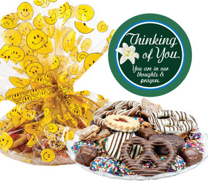 Thinking Of You  Cookie Assortment Supreme - Cookies, Pretzel & Candy