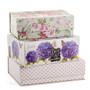 Keepsake Boxes - Flowers