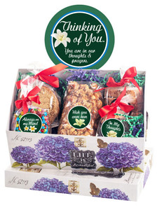 Thinking of You Keepsake Box of Gourmet Treats