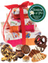 Thinking of You 3 Tier Tower of Treats - Red