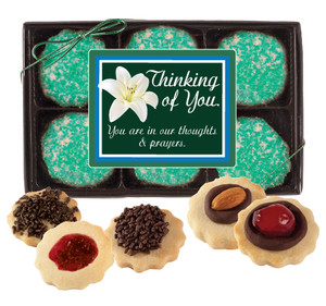 Thinking of You Butter Cookie Gift Box