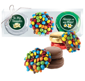 Thinking of You M&M & Chocolate Oreo Trio