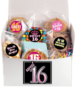 Sweet 16 Box of Treats