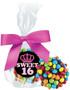 Sweet 16 Mini M&M Chocolate Oreo