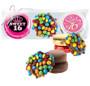 Sweet 16 M&M & Chocolate Oreo Trio