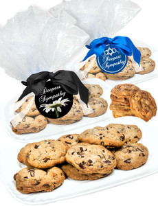 Sympathy/Shiva Butter Chocolate Chip Cookie Platter