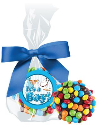 Baby Boy - Chocolate Oreo® Cookie w/Mini M&Ms