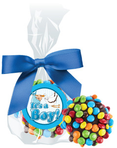 Baby Boy - Chocolate Oreo® Cookie w/Mini M&Ms