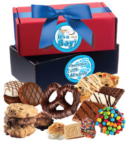 BABY BOY MAKE-YOUR-OWN ASSORTMENT GIFT BOX