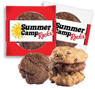 Summer Camp Cookie Scone Single