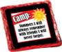 """Summer Camp """"Cookie Talk"""" Message Graham"""
