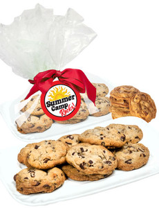 Summer Camp Butter Chocolate Chip Cookies