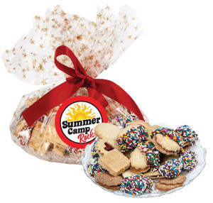 Summer Camp Butter Cookie Platter