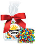 Summer Camp Chocolate Grahams w/Mini M&Ms