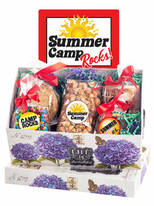 Summer Camp Keepsake Boxes Of Gourmet Treats