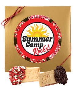 SUMMER CAMP RASPBERRY FILLED BUTTER COOKIES