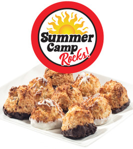 SUMMER CAMP COCONUT MACAROONS