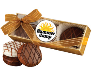 SUMMER CAMP CHOCOLATE DRIZZLED OREO TRIO