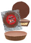 Anniversary Peanut Butter Chocolate Mini Pie - Plain