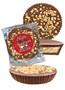 Anniversary Peanut Butter Chocolate Mini Pie - Toffee