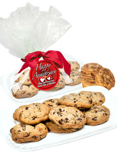 Anniversary Butter Chocolate Chip Cookies