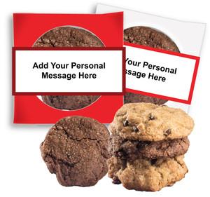 Anniversary Custom Message Cookie Scone Single