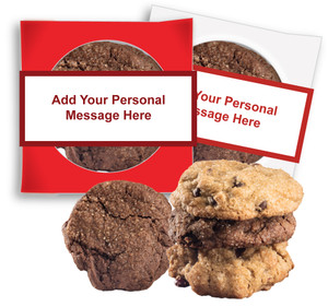 SUMMER CAMP 'CREATE-YOUR-OWN'  COOKIE SCONE SINGLES W/ MESSAGE