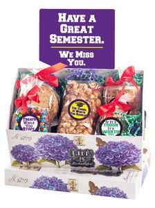 Back To School Keepsake Box of Gourmet Treats