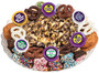 Back To School Caramel Popcorn & Cookie Platter - No Label