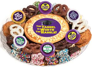 Back To School Cookie Pie & Cookie Platter