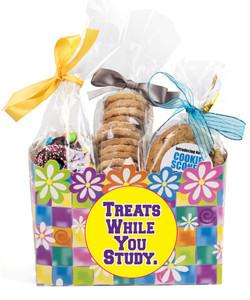 Back To School Gift Basket Box of Gourmet Treats