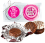 Baby Girl Cookie Talk Chocolate Oreo Duo