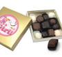 Baby Girl Chocolate Candy