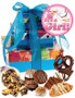 Baby Girl Tower of Treats - Blue
