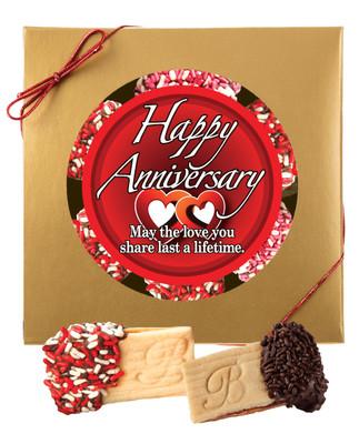 Anniversary Sandwich Butter Cookies