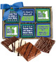 Best Boss Cookie Talk 12pc Chocolate Graham Box