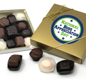 Best Boss Chocolate Candy Box
