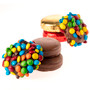 M&M Chocolate Oreo Cookies