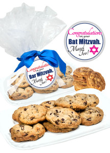 Bar/Bat Mitzvah Butter Chocolate Chip Cookies