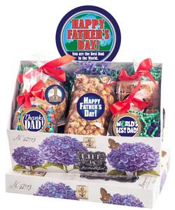 Father's Day Keepsake Box of Gourmet Treats