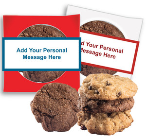 BAR/ BAT MITZVAH  CREATE-YOUR-OWN MESSAGE COOKIE SCONE SINGLES