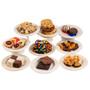 Assortment of Gourmet Treats