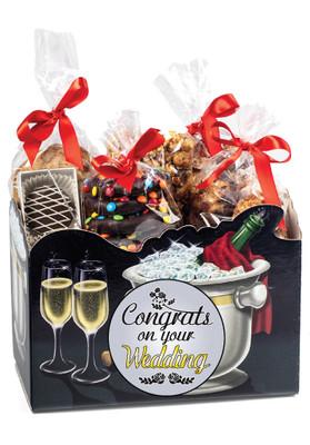 Wedding Box of Gourmet Treats