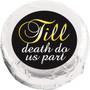 Till death do us part Chocolate Oreo