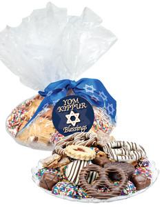 Yom Kippur Cookie Assortment Supreme - Cookies, Pretzel & Candy